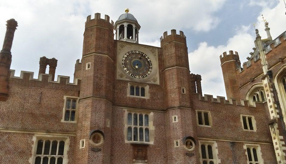 Une balade à Hampton Court