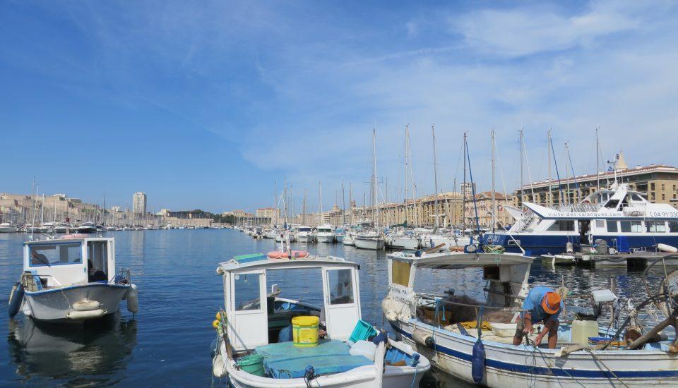 Allez hop, direction Marseille !