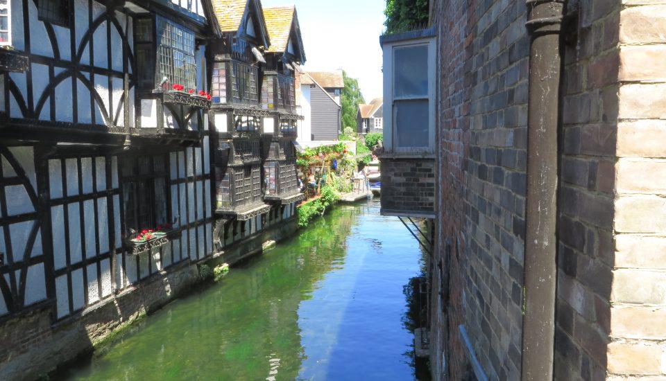 Un petit tour à Canterbury ?